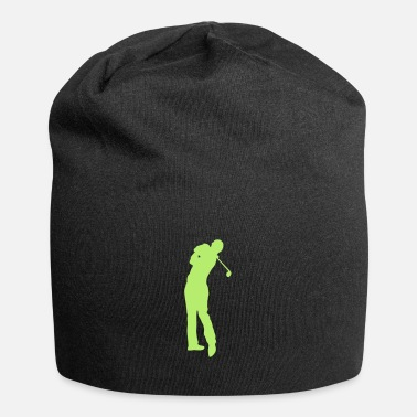 Golf Swing golf swing player 1 - Beanie