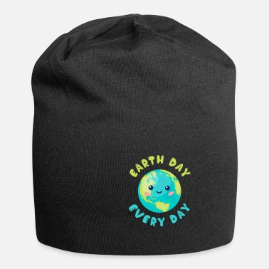 Earth Day Earth Day protects the environment - Beanie
