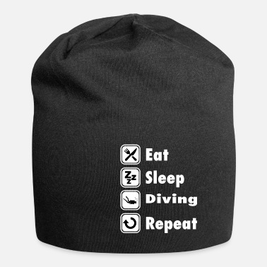 Buceo Funny Diving Tee Shirt - Beanie