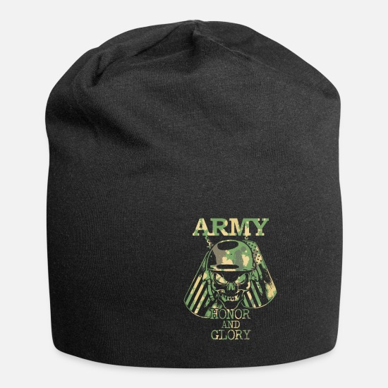Army Caps & Hats - soldier - Beanie black