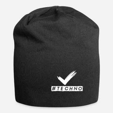 Techno Music Techno - Music - #techno - Beanie