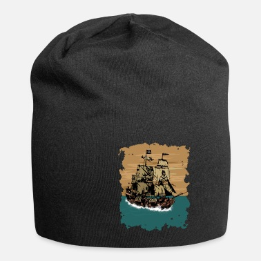 Pirate Ship pirate ship - Beanie