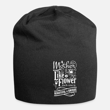 Mothers Day design for Wife - Mother is like a - Beanie