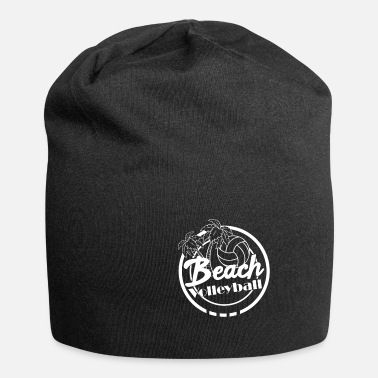Beach Beach Volleyball Beach Beach - Beanie