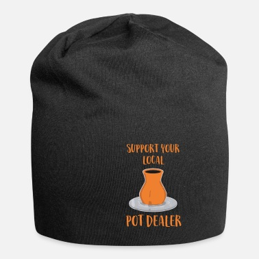Pottery Ceramic Gift Teacher Grappig - Beanie
