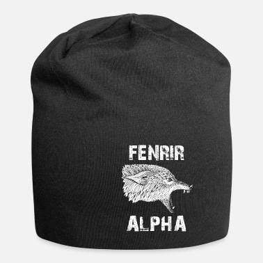 Mythology Fenrir Norwegian mythology - Beanie