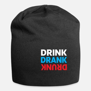 Lake Drinking drunk drowned - Beanie