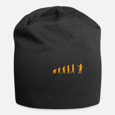 Profession Nutritionist Evolution Yellow - Beanie