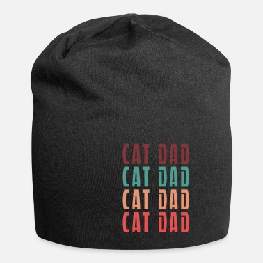 cat dad - Beanie