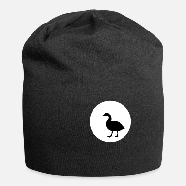 Cuckoo Goose and Moon T-SHIRT - Beanie