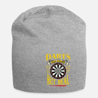Darts are magic but real - Beanie