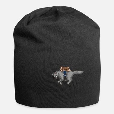Clever Chat sandwich science humour perpetuum mobile - Beanie