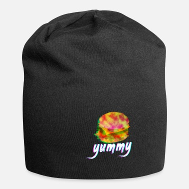 Fast Food Hampurilainen Yummy Delicious Food Food Fast Food - Beanie-pipo