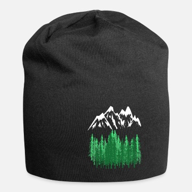 Mountains Mountains Mountains mountaineering - Beanie