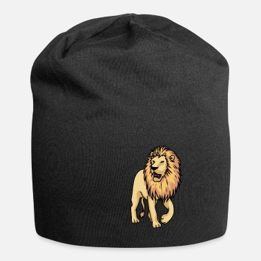 Drawing Proud cool lion Majesty drawing - Beanie