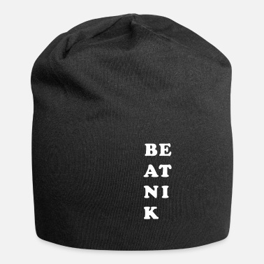 Hip BEATNIK sign squares - Beanie