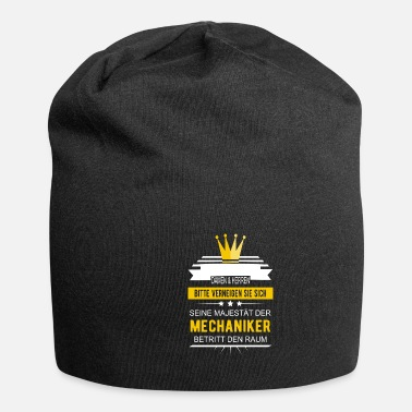 Mechaniker Mechaniker kfz Mechaniker Spruch - Beanie