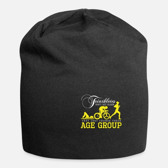Triathlon Caps & Hats - Triathlon - Beanie black
