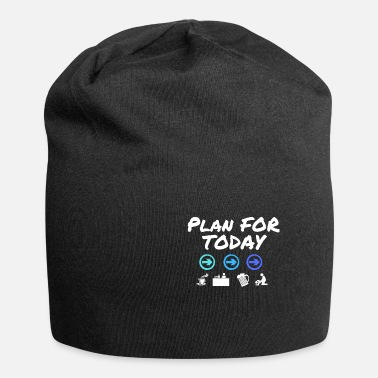 Today Plan for today for Father's Day, bar or pub - Beanie