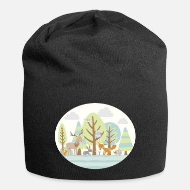 Gruppe_Wald_oval.png - Beanie