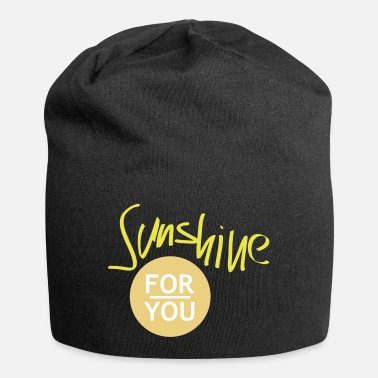 sunshine for you - Beanie