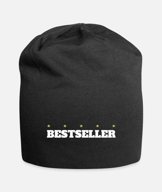 Rating System Caps & Hats - bestseller - Beanie black