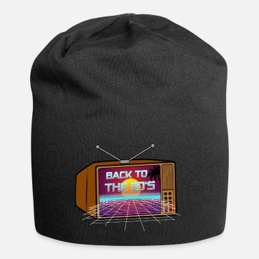 Retro Wave 80er Jahre Retro Wave - Beanie