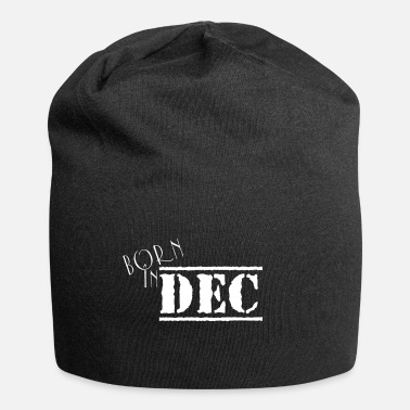 Born in December - Beanie