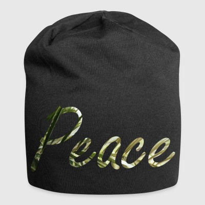 Peace - Jersey Beanie
