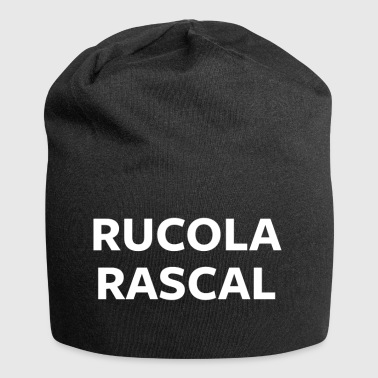 Rucola Rascal Night Mode - Beanie in jersey