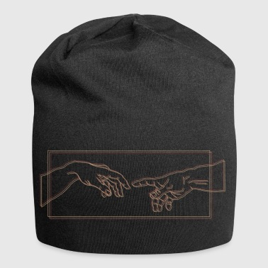 Creation of Adam 3D - Jersey-Beanie
