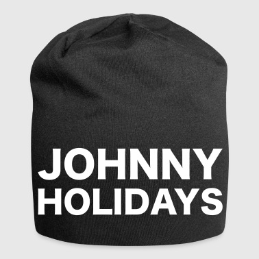 Johnny Holidays - Bonnet en jersey