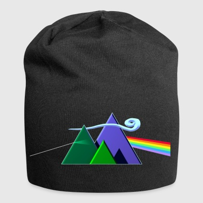 Dark Side Of The Mountains - Jersey-Beanie