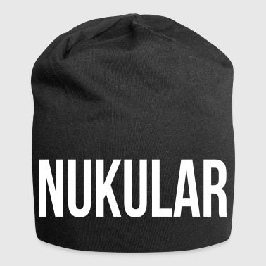 Nukular - Jersey-Beanie