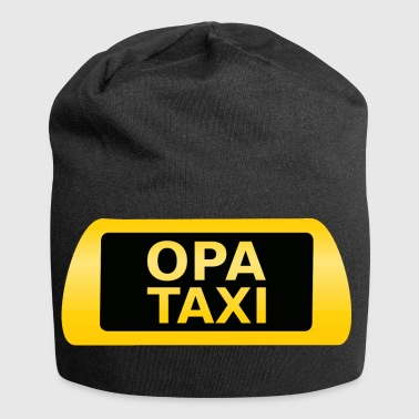 Opa Taxi - Jersey-Beanie