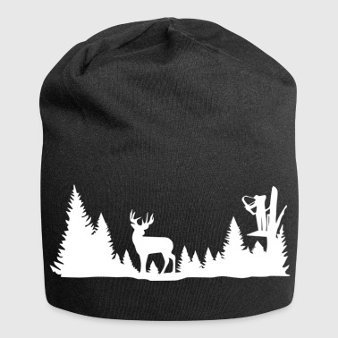 Bow hunting - Jersey Beanie