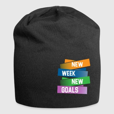 new week - Jersey Beanie