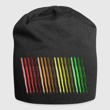 colours 1 - Jersey-Beanie