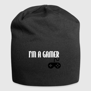 I M_A_GAMER T-SHIRT - Beanie in jersey