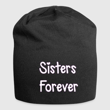 Sisters for alltid - Jersey-beanie