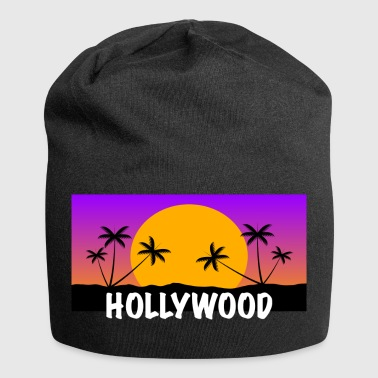 HOLLYWOOD Shirt - Jersey Beanie