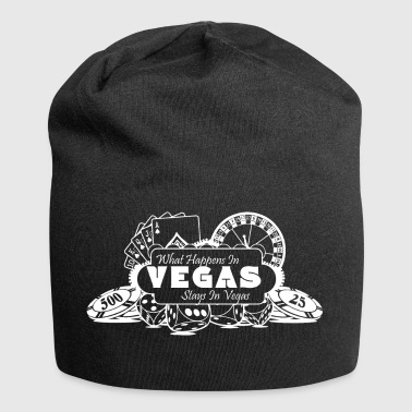 What Happens in Vegas succede a Las Vegas SOGGIORNI - Beanie in jersey