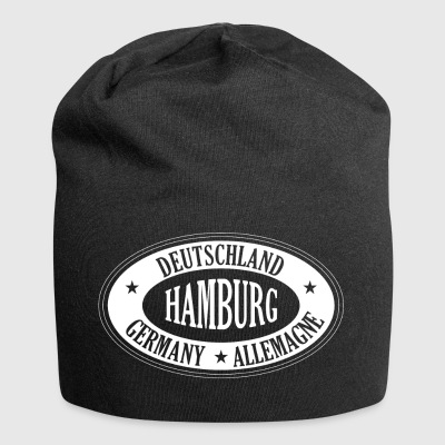 Germany city HAMBURG - Jersey-Beanie