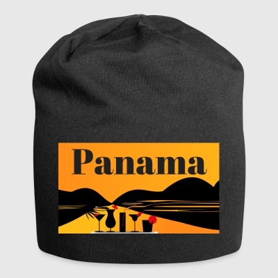 Panama - Beanie in jersey