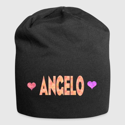 Angelo - Beanie in jersey