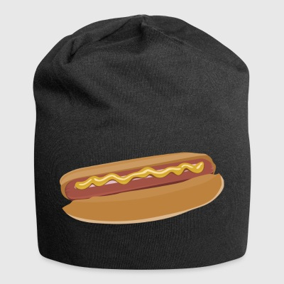 Hot dog - Jersey Beanie
