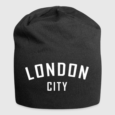 London City. England. Gifts for friend & family - Jersey Beanie