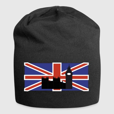 UNION JACK AND BIG BEN - Jersey Beanie