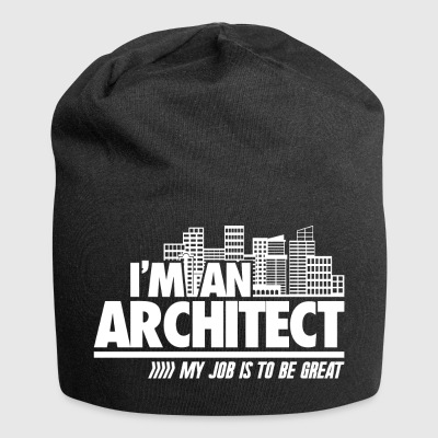 I'm An Architect to be great - Jersey-Beanie