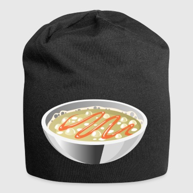 soup stew soup bowl noodle cooking food15 - Jersey Beanie